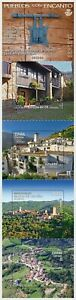 Stamps Spain 2021.- Charming Towns 2021 - Mint - Set