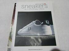 Rivista Sneakers Magazine Italy-English Edition Settembre 2019 Scarpe Sport