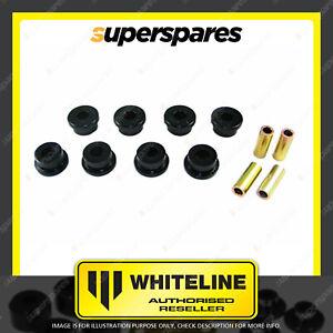 Whiteline Rear Trailing arm bushing for DAIHATSU APPLAUSE A101 CHARADE G100 G102