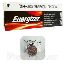 1 x Energizer Silver Oxide 394 380 battery 1.55V SR45 SR936SW Watch