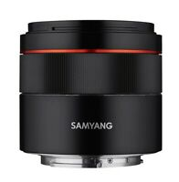 2019 NEW SAMYANG single focus standard lens AF45mm F1.8 FE full size for Sony αE