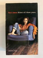 Tori Amos Silent All These Years Single (Cassette)