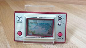 NINTENDO GAME & WATCH OCTOPUS - VINTAGE GAME Model OC-22