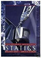 Engineering Mechanics: Statics by W Riley, L Sturges (Paperback, 1993) Pub Wiley
