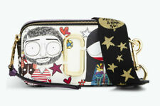 sales MARC JACOBS x ANNA SUI Collaboration Strap Snapshot Small Camera Bag