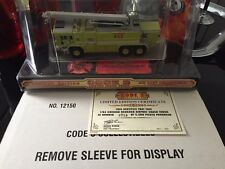 Chicago Oshgosh Airport Crash Truck Code 3 #12150