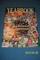1983 OAKLAND A's Yearbook RICKEY HENDERSON Mike NORRIS Athletics