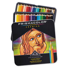 Prismacolor Premier Colored Woodcase Pencils 48 Assorted Colors/Set 3598THT