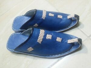 Moroccan,Traditional,Babouches,Slippers for Men,Handmade Leather, Of Choice