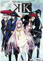 K - The Complete Series DVD Used - Acceptable [ DVD ]