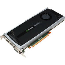 Apple MAC PRO Nvidia Quadro 4000 2GB PCI-E Video Card 4K 8800 680 5870 7950