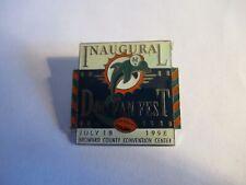 Miami Dolphins Pin Pinback 2000