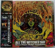 All The Witches' Day (Doom/Stoner/Sludge Compilation) Japan CD