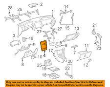 TOYOTA OEM 98-02 Corolla Instrument Panel Dash-Center Bezel Trim 5541302020B0