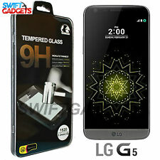 100%25 Genuine Tempered Glass LCD Screen Protector Film For LG G5