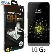 100% Genuine Tempered glass pellicola protezione schermo LCD per LG g5