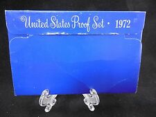 1972 UNITED STATES 5-COIN PROOF SET ORIGINAL PACKAGING