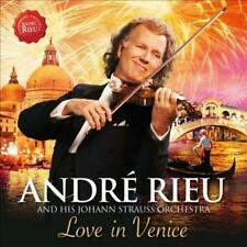 Andre Rieu - Love In Venice [New & Sealed] CD