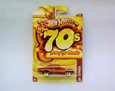 HotWheels Diecast Cars of the Decades (The 70's) Chevy SS EXPRESS - NEW - Sealed