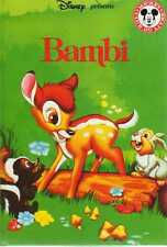 DISNEY/..BAMBI../MICKEY Club du livre HACHETTE