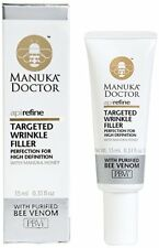 Manuka Doctor - ApiRefine Targeted Wrinkle Filler - With Bee Venom 0.51 oz. NEW