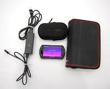 Sony PSP Go 16GB Preloaded Games Handheld System GTA Dragon Ball Z Tony Hawk