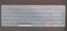 Keyboard Silicone Skin Cover Protector for Acer Aspire T5000 T5000-59E4 T5000-75