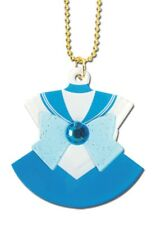 Sailor Moon Necklace Sailor Mercury Costume Cosplay Anime Licensed 🌙 NWT *NEW*