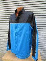 Under Armor Golf Storm Proof Men's Large Blue Wind Breaker Jacket