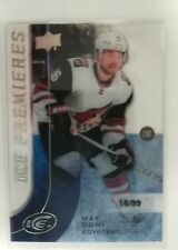 2015-16 Upper Deck ICE Premieres #196 Max DOMI #'d 16/99 RC Coyotes STAR rookie