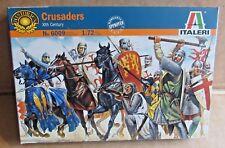 Italeri cruzados 1:72 Escala Modelo soldados XIth siglo guerreros caballos