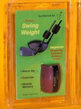 Power Swing Weight - Scott Shot Golf  150 grams 5.3 oz. new  Great for warm up,