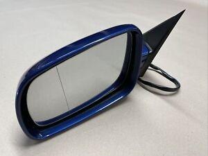 Vw Passat 3BG Außenspiegel Links Elektr Verstellbar Beheizt Blau LC5X Inkyblue