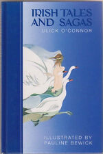 """Irish Tales and Sagas"" by Ulick O'Connor (Paperback, 1997) Celtic folklore myth"