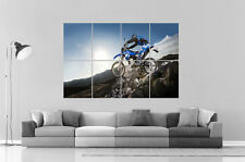 MOTO CROSS EXTREM SPORT  Poster Grand format A0 Large Print