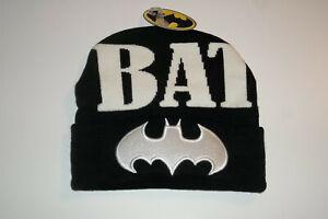 DC Comics Batman Black/White Beanie , NWT