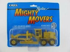 Ertl # 1848 Mighty Movers Replica 1991 CAT 12G Motor Grader 1:64 scale MIB