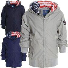 Jungen-Jacken mit Kapuze Größe 98