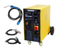 KRAMER Set 2 Inverter Halbautomatische Schweißgerät 160A GMAW//MIG//MAG//MMA//FCAW