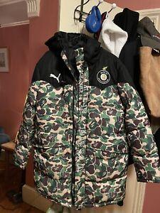 Bape X Puma Mens Jacket