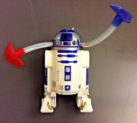 STAR TOURS Souvenir Electronic R2-D2 Spins Lights Up Disney Star Wars 2009