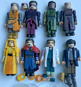 Marvel Minimates Series 70 Doctor Strange Wong  Mordo Kaecilius Ancient One Lot