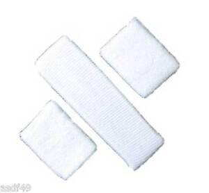1 Set 3-Piece Sports Hair Bands HeadBand Wrist Bands Sweatbands