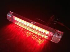 Toyota Corolla 2009-2013 LED tail rear spoiler 3rd brake stop light lamp