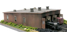 HO Scale HOn3 BANTA MODELWORKS #2062 Sargents Roundhouse