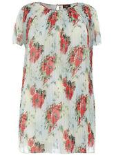 Evans/Lovedrobe Floral Green/Multi  26/28 Tunic Top/Dress