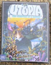 Utopia: The Creation Of A Nation for 1040 St Computer New Disk Nib