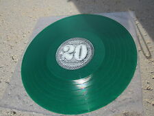 DAVE GROHL FOO FIGHTERS GREEN VINYL PROMO BACKBEAT LP