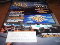 MIX Audio/Music April 2006 Music Prod Cirque Du Soleil
