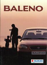 Suzuki-Baleno-prospectus - 1998-France-NL-Correspondance